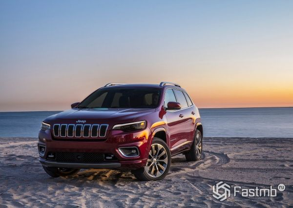 Новый Jeep Cherokee 2018-2019