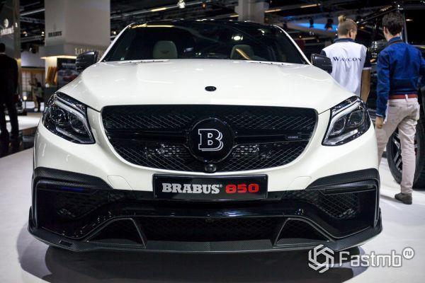 Brabus GLE Coupe 850