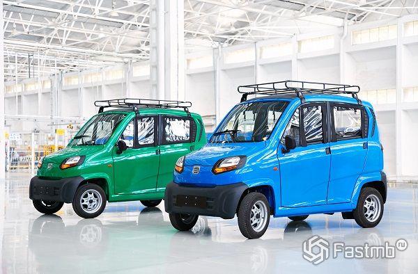 автомобили из Индии
