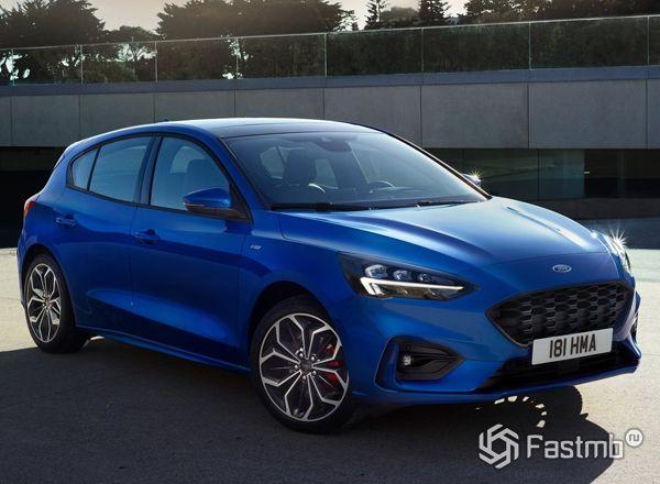 Новый Ford Focus ST-Line 2019