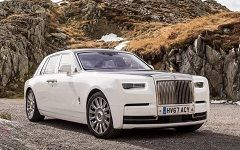Rolls-Royce Phantom 2018: «да здравствует король»!