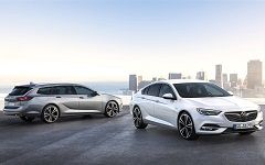 Opel Insignia Sports Tourer 2018: характеристики и фото