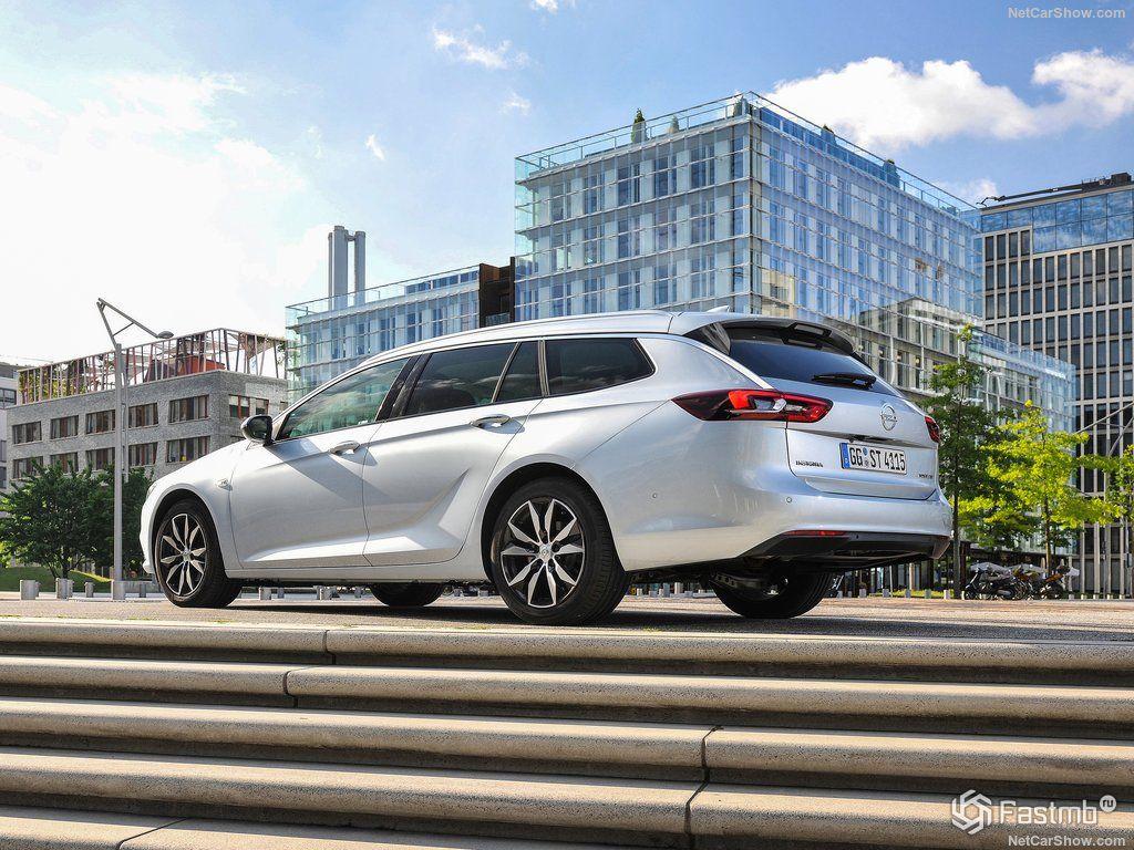 Новый Opel Insignia получит матричную светодиодную оптику