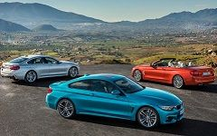 BMW 4-Series Convertible 2018: характеристики и фото