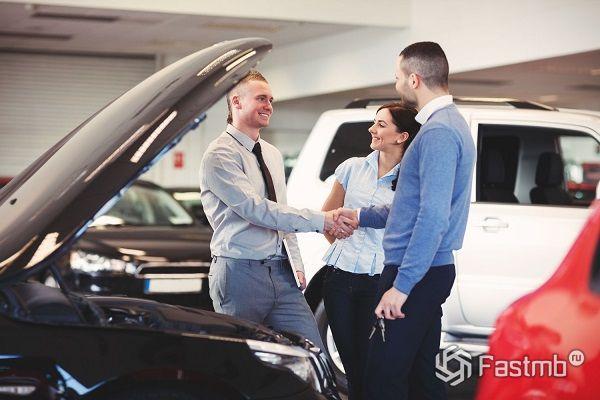 Общение с покупателем при продаже китайского автомобиля