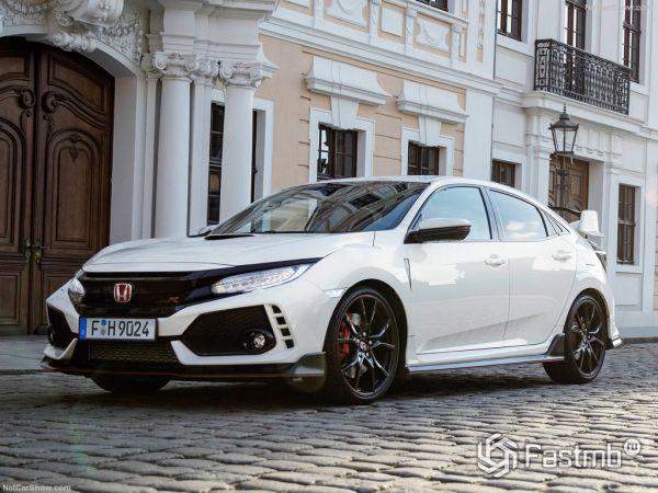 Honda Civic Type R 2018: характеристики, цена, фото и видео-обзор