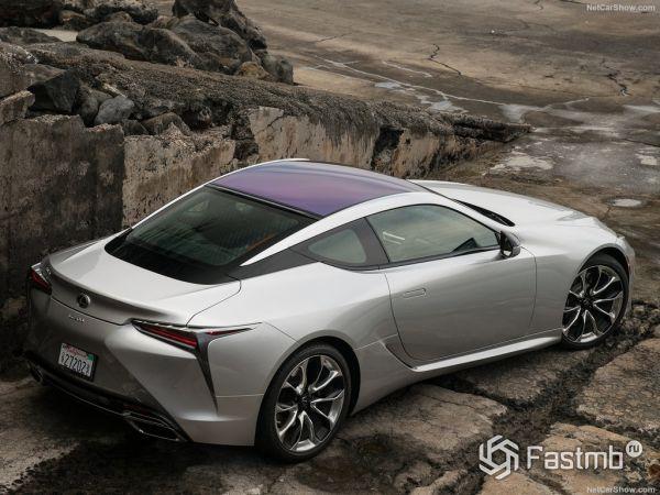 Lexus LC 500 2018: характеристики, цена, фото и видео-обзор