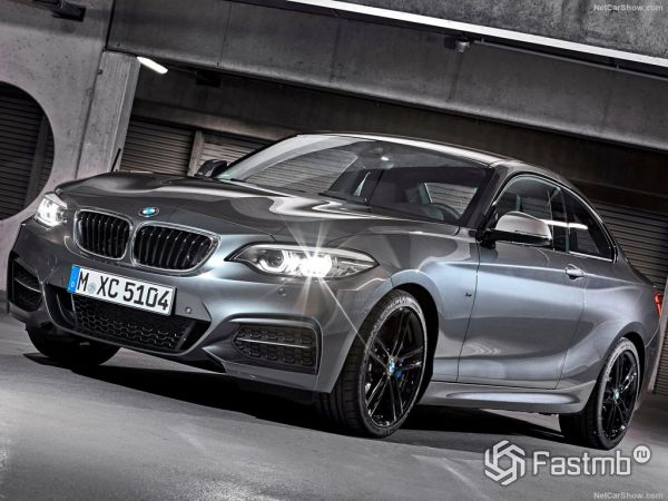 BMW 2-Series Coupe 2018