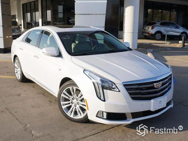 Новое поколение Cadillac XTS 2018