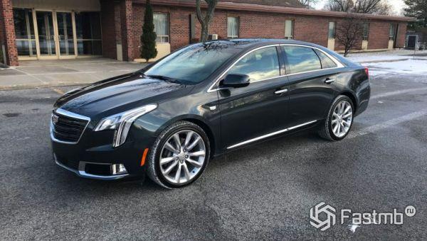 Стильный Cadillac XTS 2018