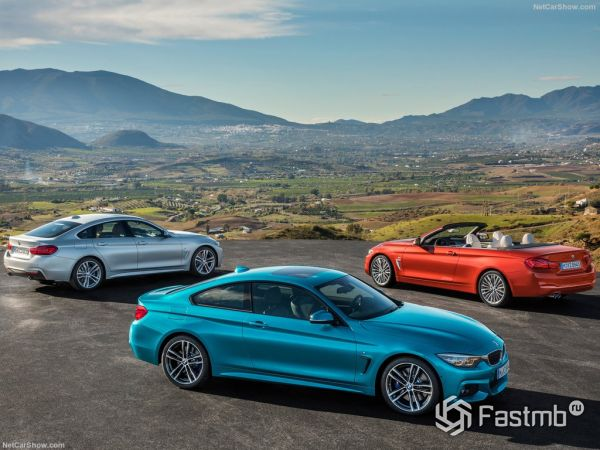 BMW 4-Series Convertible 2018