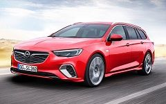 Opel Insignia GSi Sports Tourer 2018 - характеристики и фото универсала