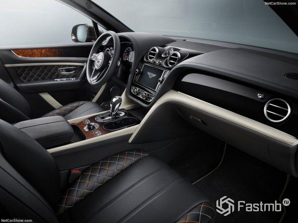 Bentley Bentayga Mulliner 2018: характеристики, цена, фото и видео-обзор