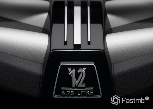 Маркировка двигателя Rolls-Royce