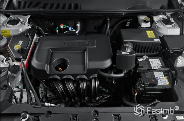 Двигатель Geely Emgrand X7 2017