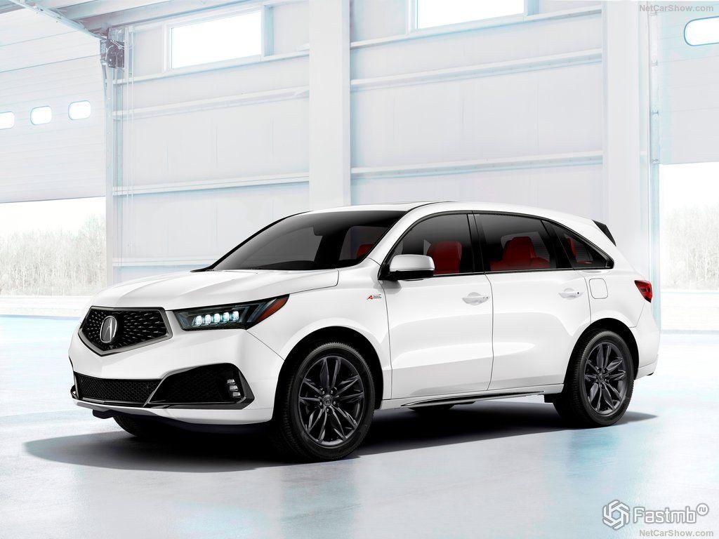 Новая Acura MDX 2019 - фото, характеристика, цена