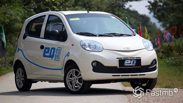 Электромобили из Китая: ТОП-5