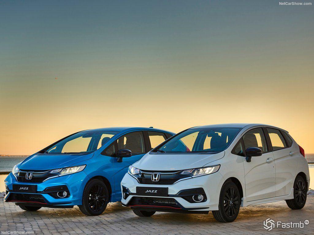 Honda Jazz 2018 характеристики цена фото и видео обзор