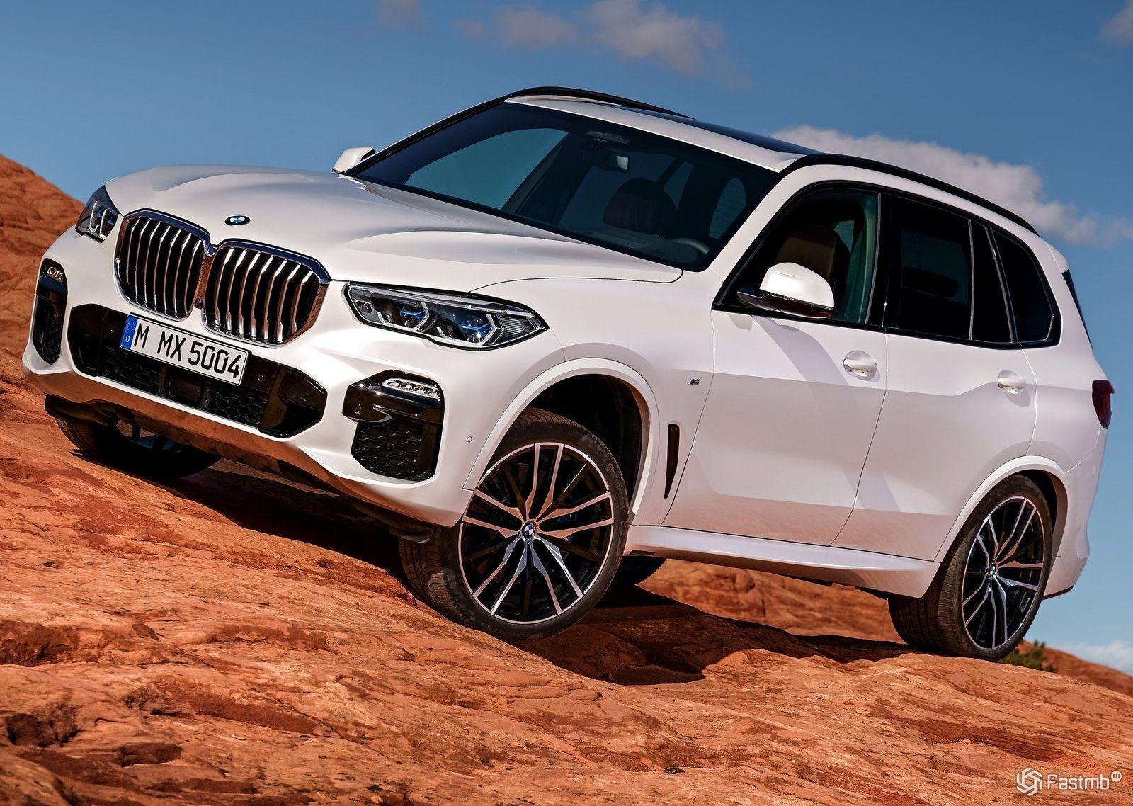 Новый BMW X5: обзор, сравнение, цены в 2019 году