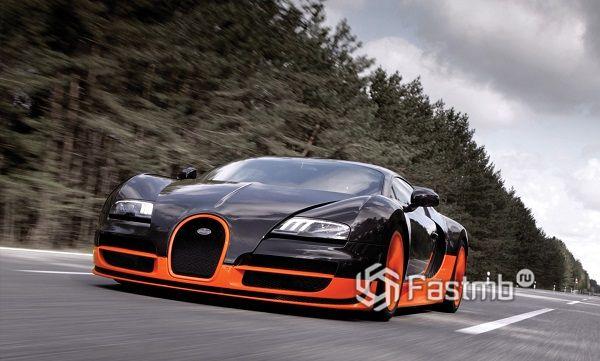 ТОП-10 самых «прожорливых» автомобилей в мире
