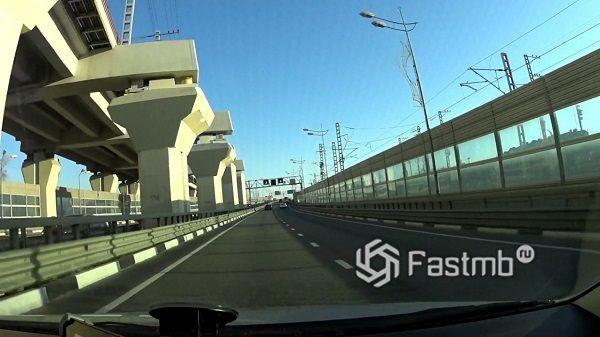 Объездное шоссе в Сочи