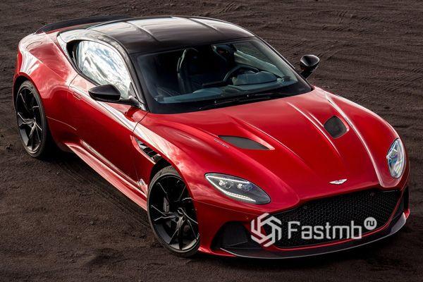 Нвоый Aston Martin DBS Superleggera