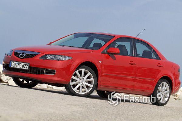 Обновленная Mazda 6 2005