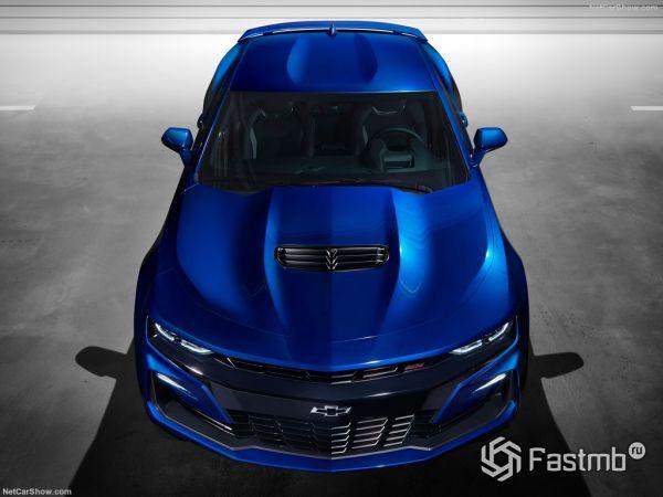 Chevrolet Camaro 2019, вид спереди