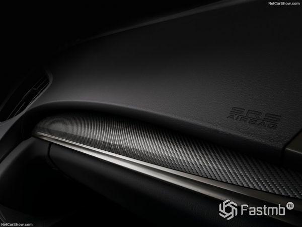 Acura MDX A-Spec 2019, элемент интерьера