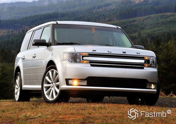 Кроссвоер Ford Flex 2013-2019
