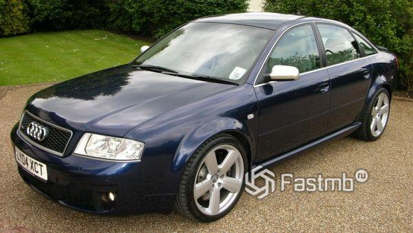 Audi S6 4.2 V8