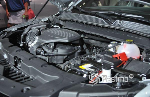 Бензиновый двигатель Chevrolet Blazer 2019