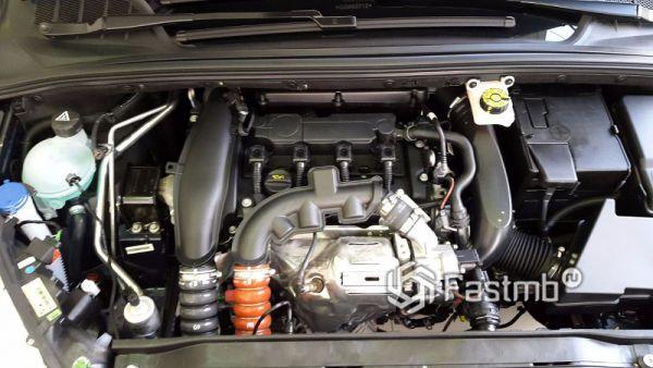 Двигатель Peugeot 408