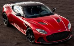 Новый Aston Martin DBS Superleggera: характеристики, фото