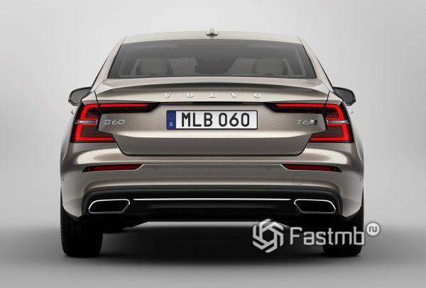 Светодиодные стопы Volvo S60 2019