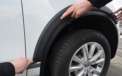 Чем защитить арки колес от коррозии