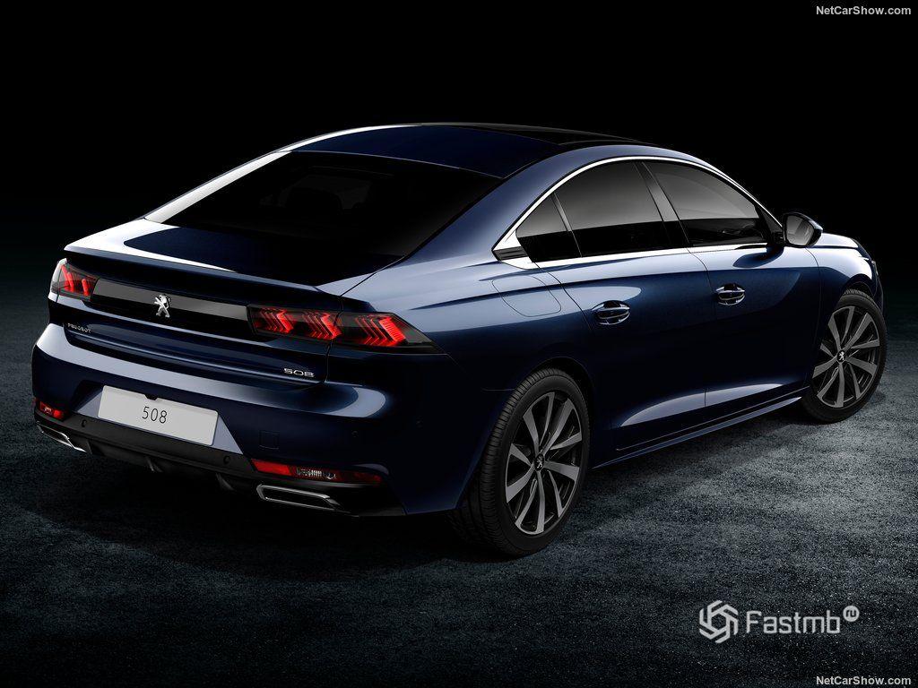 Peugeot 508 2019 года