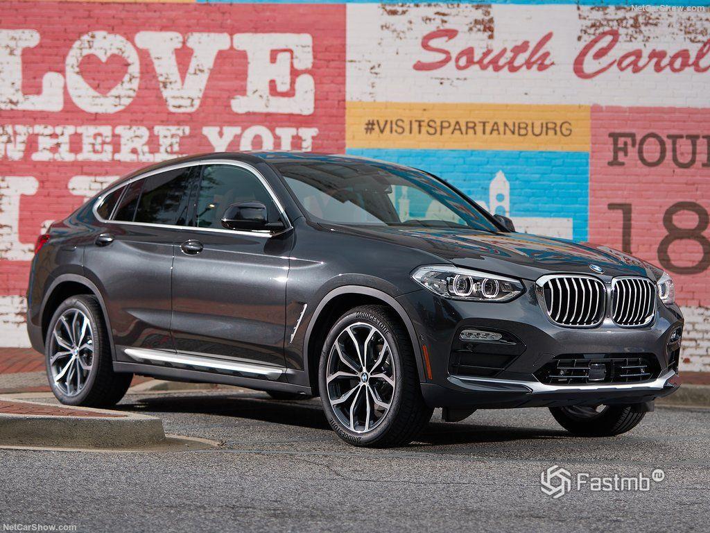 Новый BMW X4 2019 | фото, цена, характеристики