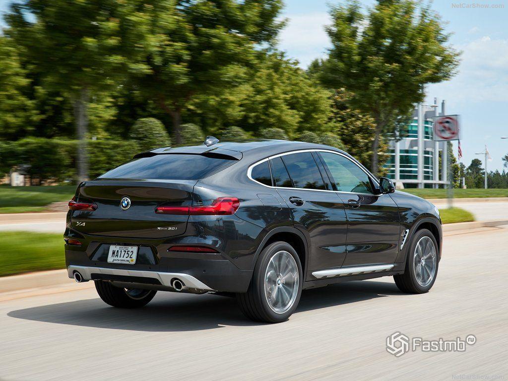 Новый BMW X4 2019 | фото, цена, характеристики рекомендации