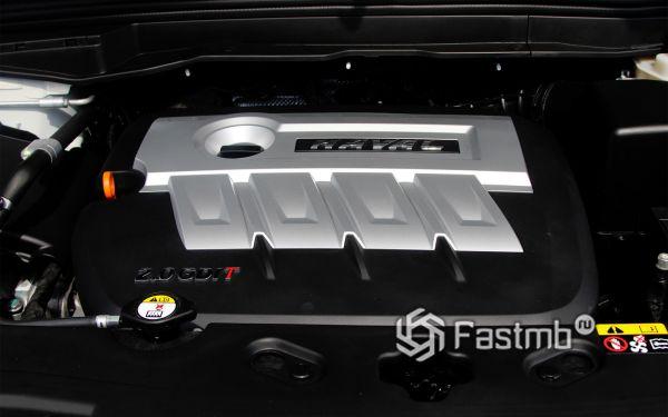 Двигатель Haval H6 Coupe 2018