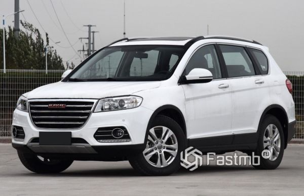 Haval 6 2018