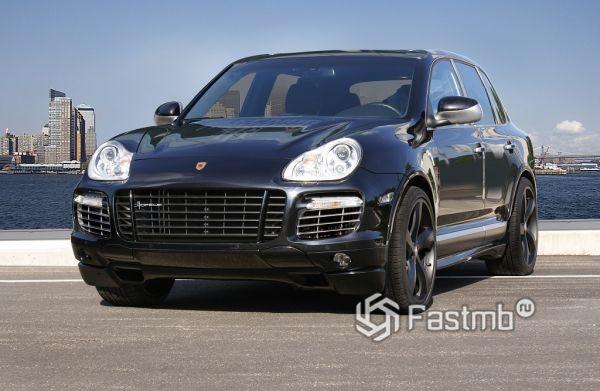 Porsche Cayenne – представитель элитного сегмента