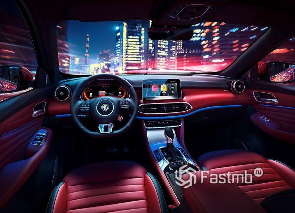 Светодиодная подсветка интерьера MG HS 2019