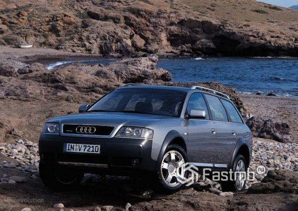 Audi Allroad (2000-2005)