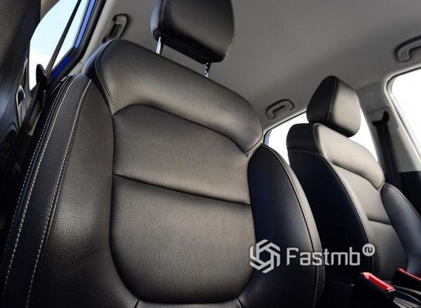 Передние сиденья MG ZS 2018