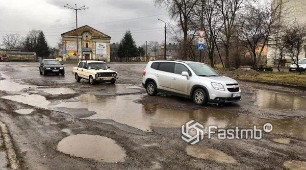 Причины упадка дорожной отрасли