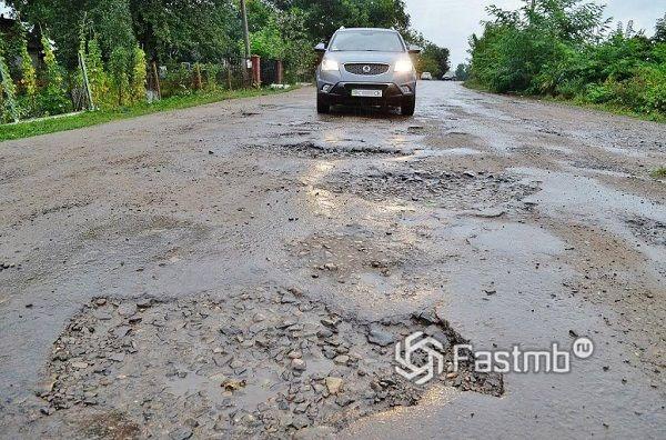 Качество украинских дорог — что делать и кто виноват?