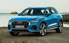 Audi Q3 2019 - в сети появились фото и видео нового премиум-кроссовера