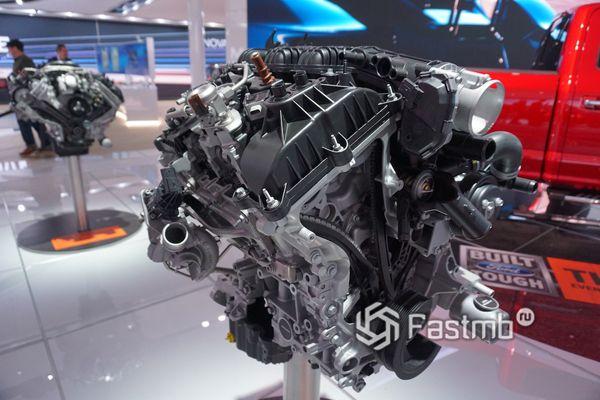 Двигатель Ford F-150 2018
