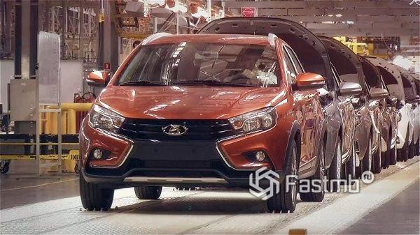 Рост продаж продукции АвтоВАЗа